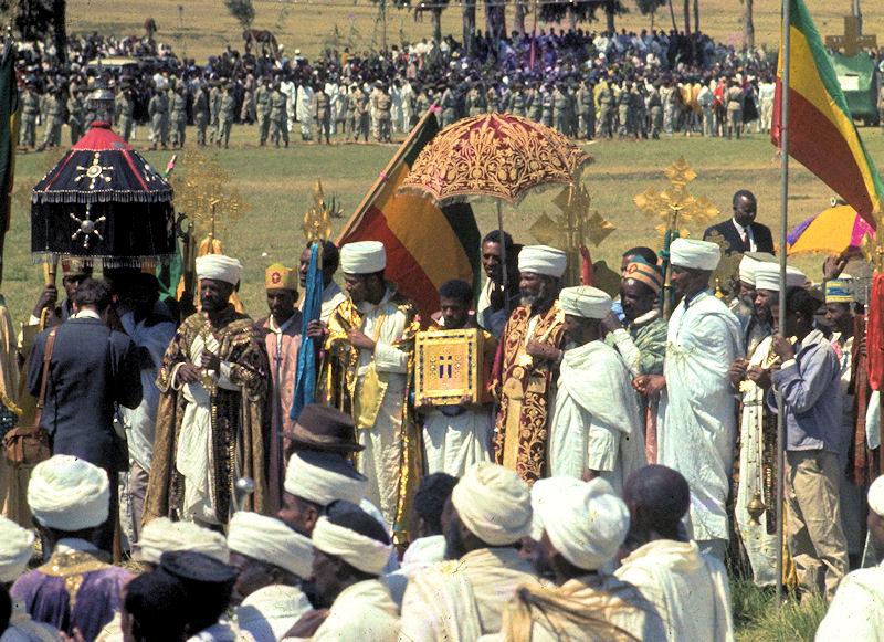 Meskal in Eritrea