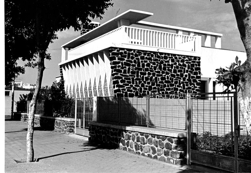 House in Asmara, Eritrea, in 1969