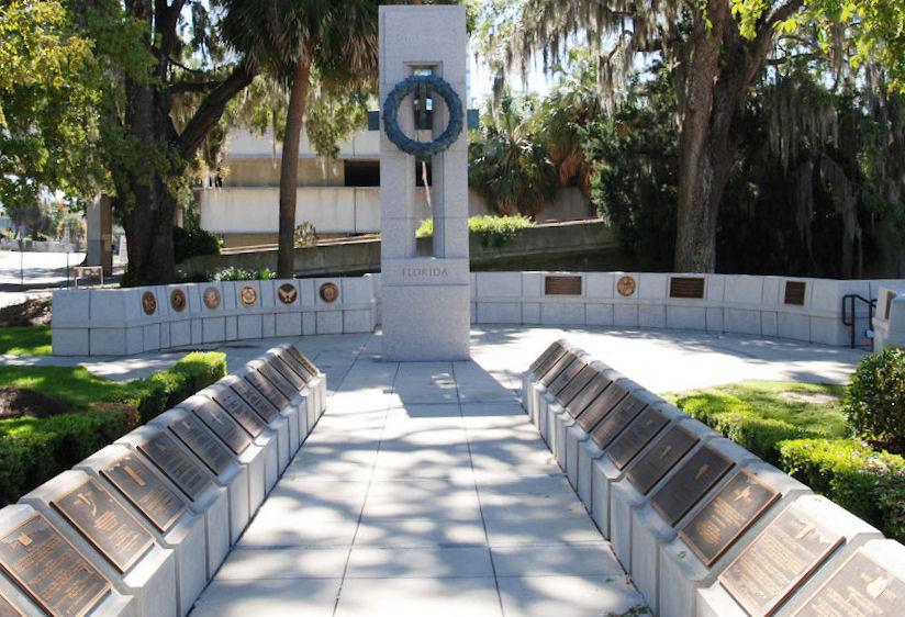 Florida World War Two Memorial